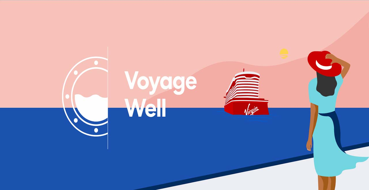Virgin Voyages announced it's Voyage Well plan, which may include mandatory Covid-19 testing for guests prior to boarding.